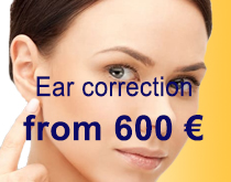 Cost ofer Ear correction